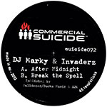 DJ Marky & Invaderz/AFTER MIDNIGHT 12""