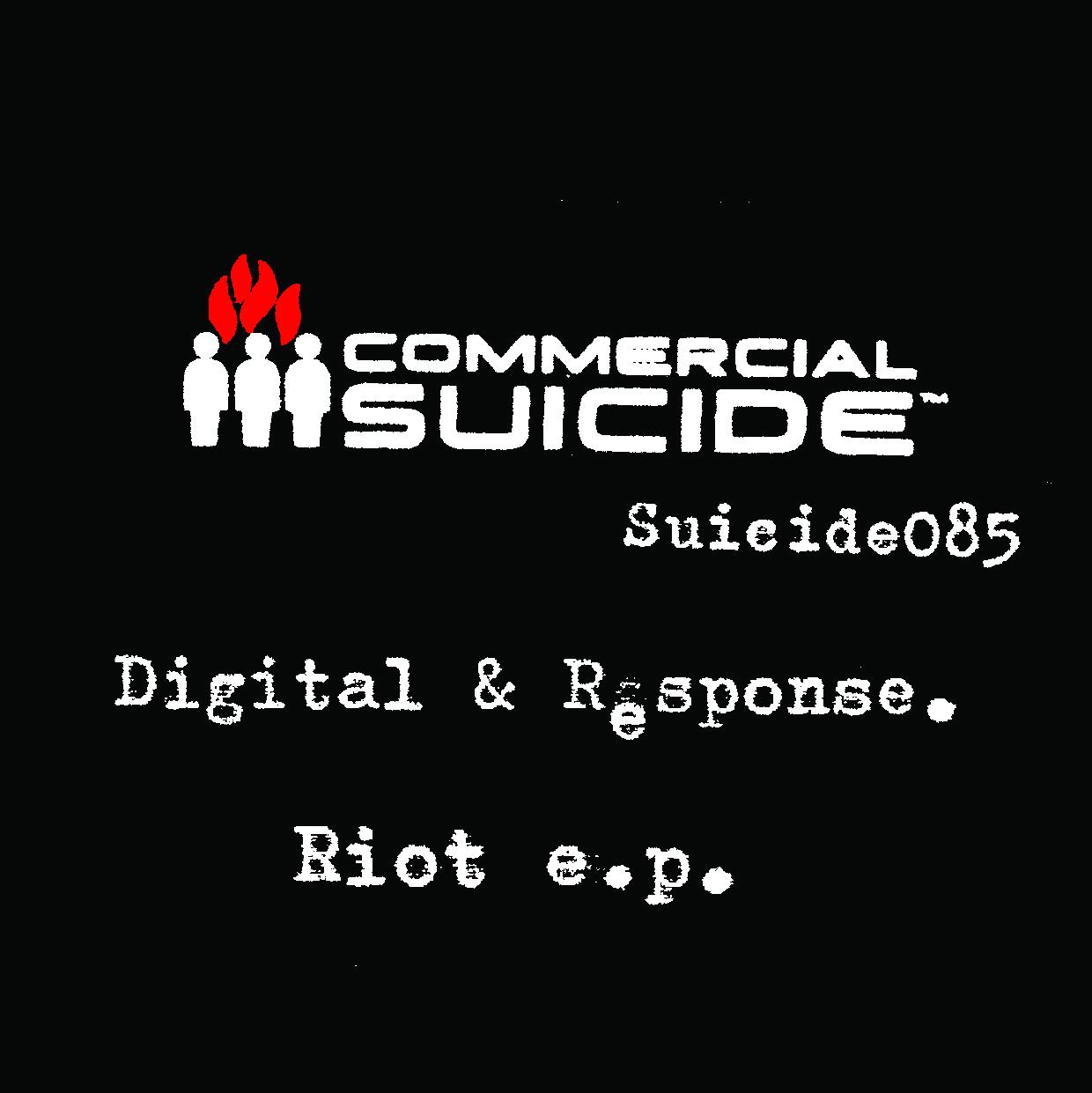 "Digital & Response/RIOT EP 12"""