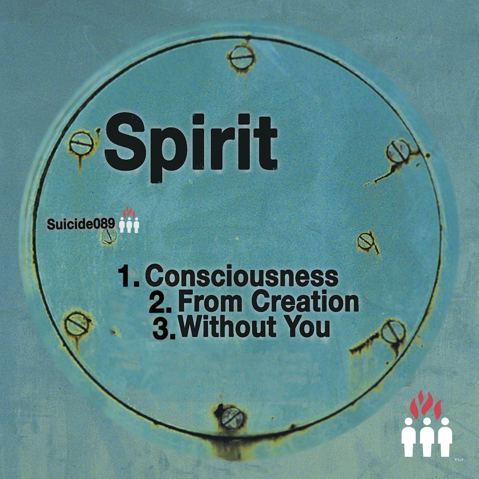 """Spirit/CONSCIOUSNESS 12"""""""
