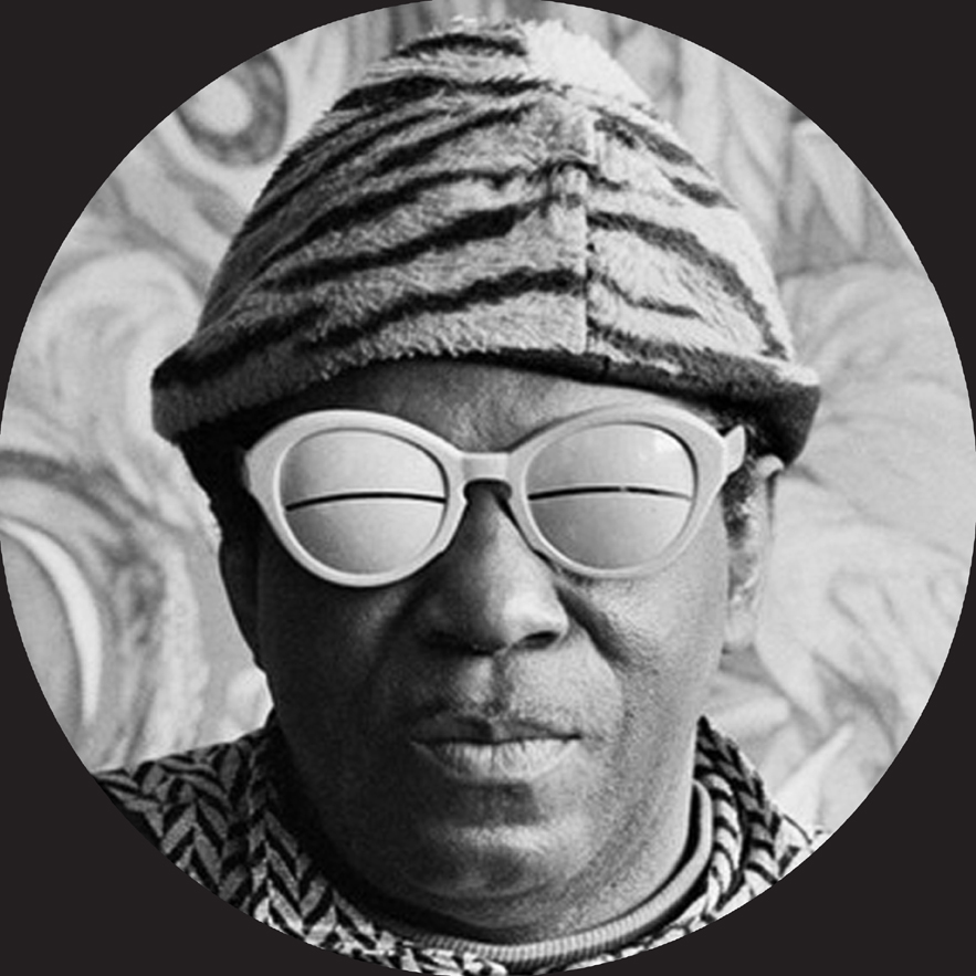 Sun Ra/GLASSES SLIPMAT