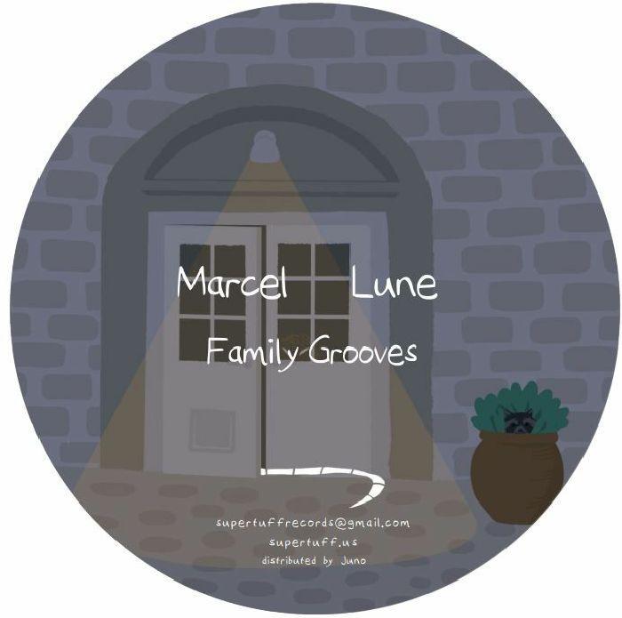 """Marcel Lune/FAMILY GROOVES EP 12"""""""
