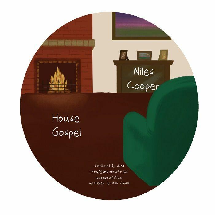 """Niles Cooper/HOUSE GOSPEL 12"""""""