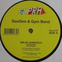 Geegee & Gym Band/MAJIC-KABOOLA 12""