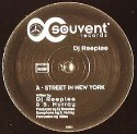 "DJ Reeplee/STREET IN NEW YORK 12"""