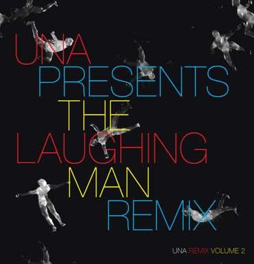"""UNA/LAUGHING MAN REMIX #2 12"""""""
