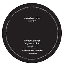 Spencer Parker/A GUN FOR HIRE SMPLR 12""