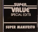 Super Value/SUPER MANIFESTO MIX CD