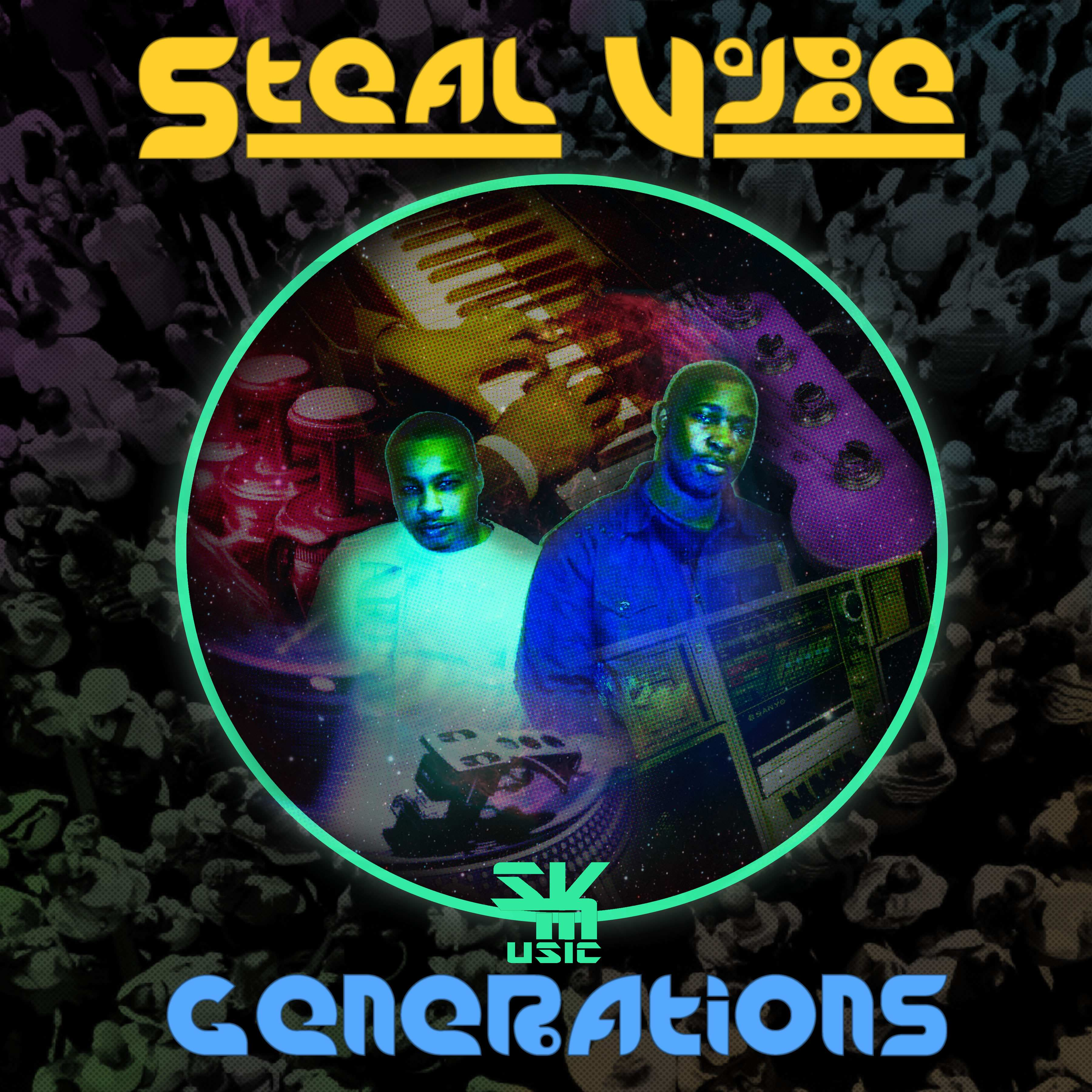 Steal Vybe/GENERATIONS CD