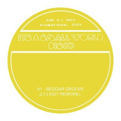 "Small World Disco/EDITS #20 - LTJ 12"""