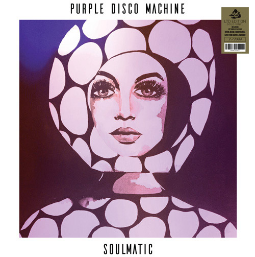 Purple Disco Machine/SOULMATIC (CV) DLP
