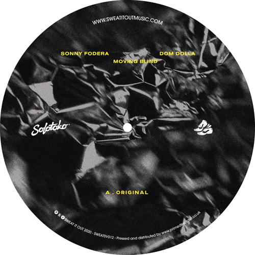 Sonny Fodera & Dom Dolla/MOVING... 12""