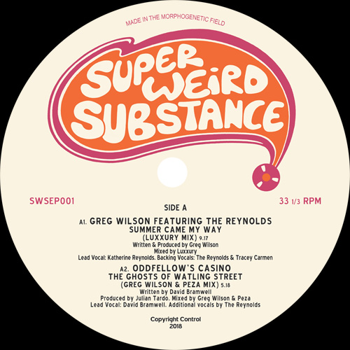 Various/SUBSTANCE SELECT VOL 1 12""