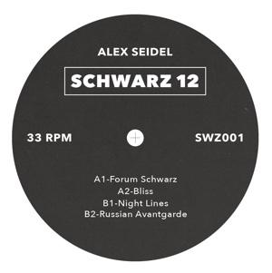 """Alex Seidel/FORUM SCHWARZ 12"""""""