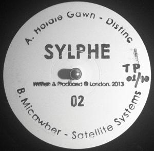 "Holdie Gawn/DISTINC 12"""