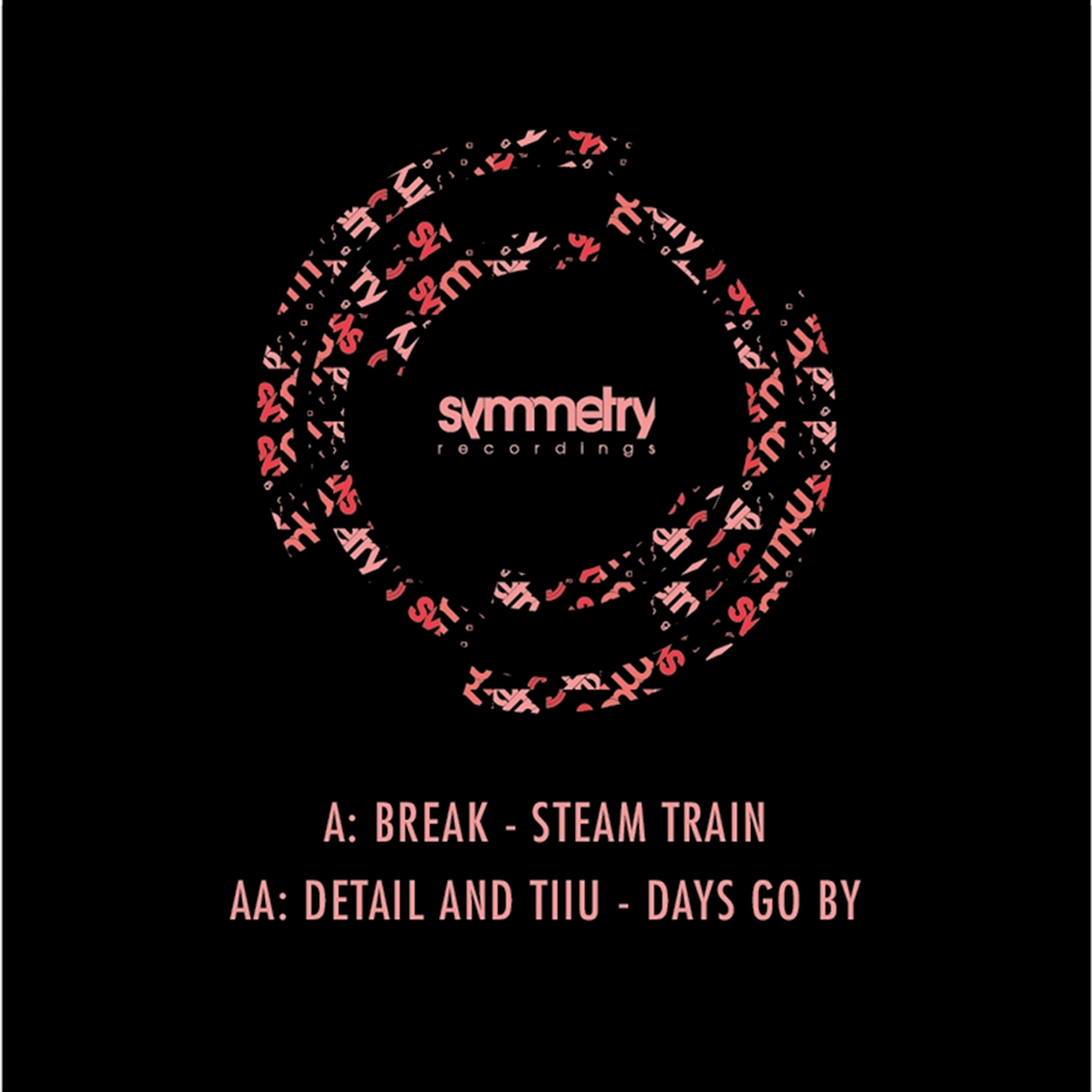 Break/STEAM TRAIN 12""
