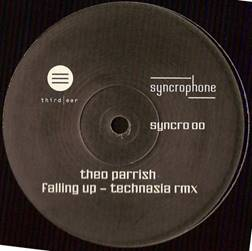"""Theo Parrish/FALLING UP-TECHNASIA RX 12"""""""