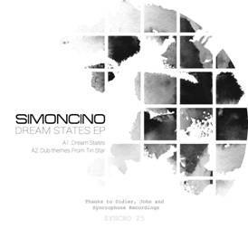 Simoncino/DREAM STATES EP 12""