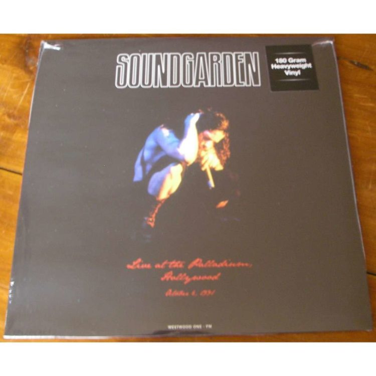 Soundgarden/LIVE AT PALLADIUM (180g) LP