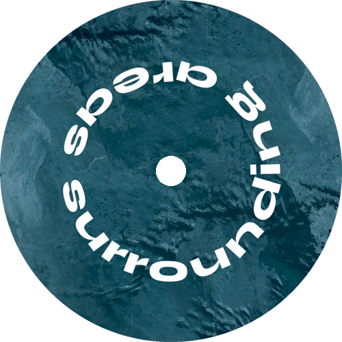 Daniele Baldelli/SURROUNDING AREAS 12""