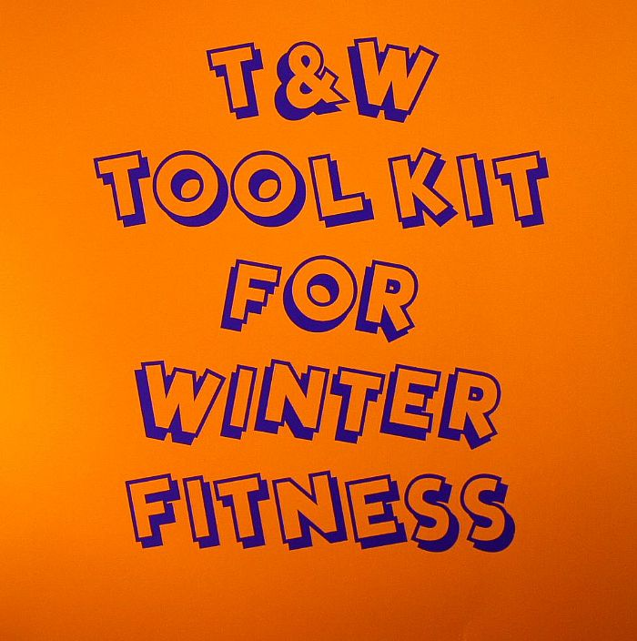 T&W/TOOL KIT FOR WINTER FITNESS D10""