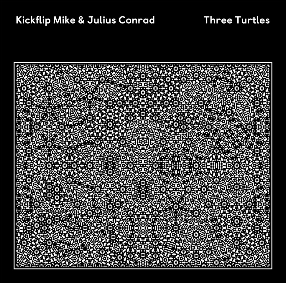 Kickflip Mike/THREE TURTLES 12""