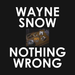 Wayne Snow/NOTHING WRONG 12""