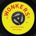 Batty Ranks/DOWNTOWN CLOWN 7""