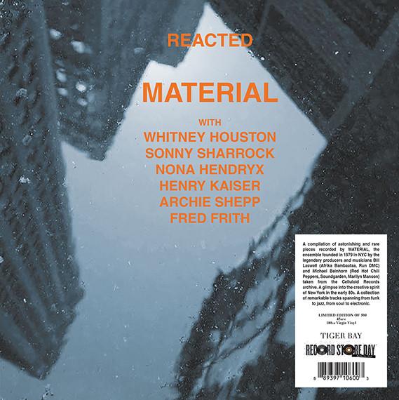 Material/REACTED (RSD) LP