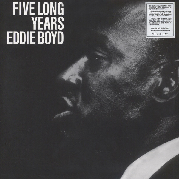 Eddie Boyd/FIVE LONG YEARS (180g) LP