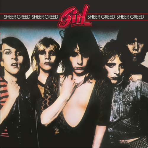Girl/SHEER GREED (180g) LP