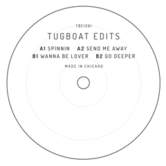 Tim Zawada/TUGBOAT EDITS VOL. 1 12""