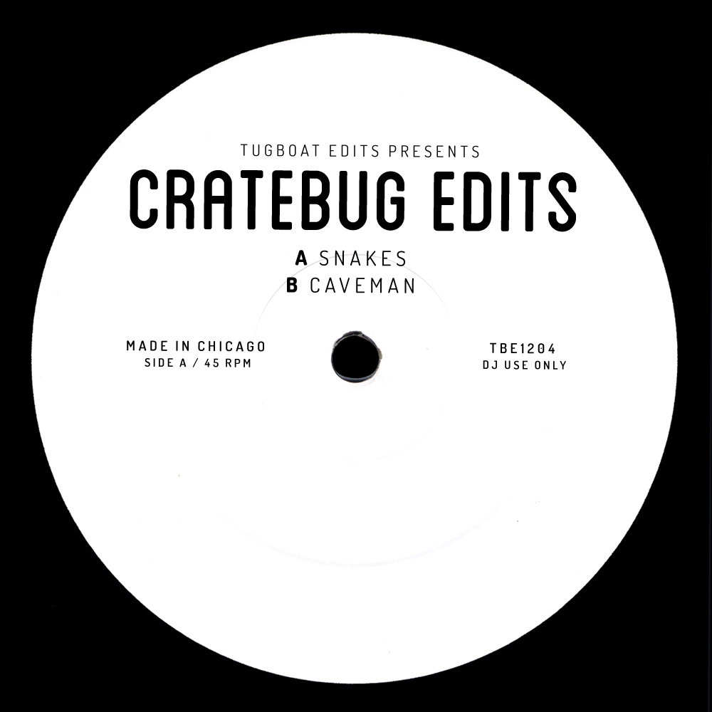 Cratebug/TUGBOAT EDITS VOL. 4 12""