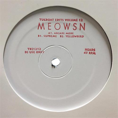 Meowsn/TUGBOAT EDITS VOLUME 12 12""