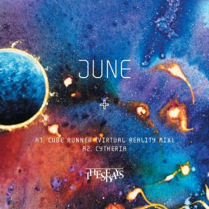 "June/CYTHERIA EP-DJ SPRINKLES REMIX 12"""