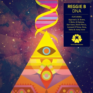Reggie B/DNA CD
