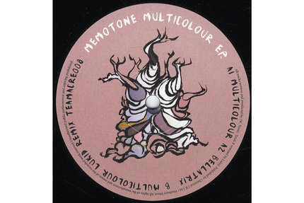 "Memotone/MULTICOLOUR 12"""