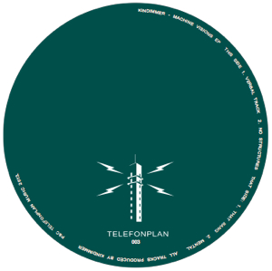 Kindimmer/MACHINE VISIONS EP 12""