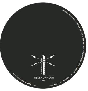 """Anders Hellberg/OSIRIUS EP 12"""""""