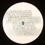 "Four Tet/JUPITERS (HAPPA REMIX) 12"""