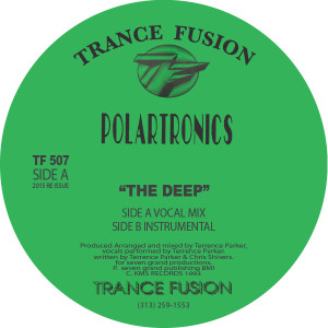 Polartronics (T. Parker)/THE DEEP 12""