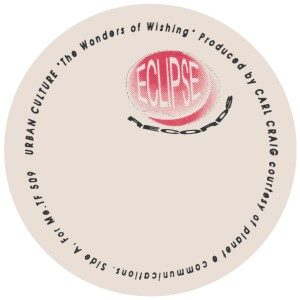 Urban Culture/THE WONDERS OF WISHING 12""