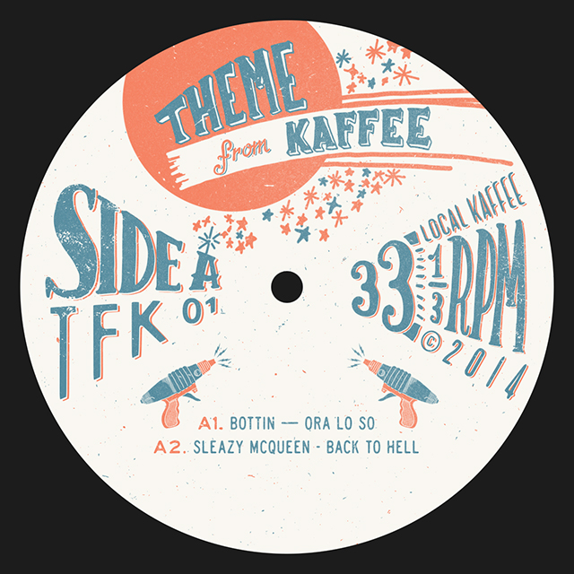 Various/THEME FROM KAFFEE VOL.1 EP 12""