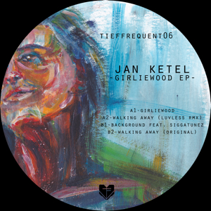 Jan Ketel/GIRLIEWOOD EP 12""