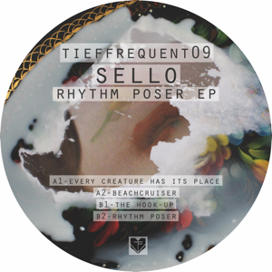 Sello/RHYTHM POSER EP 12""