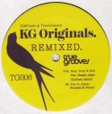 KidGusto/KG ORIGINALS REMIXED EP 12""