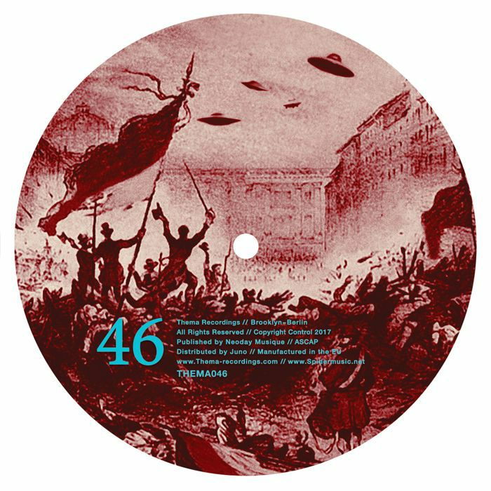 DJ Spider/THE FINAL REVOLUTION 12""