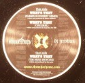 DJ Grobas/WHATS THAT (TIM PARIS RMX) 12""
