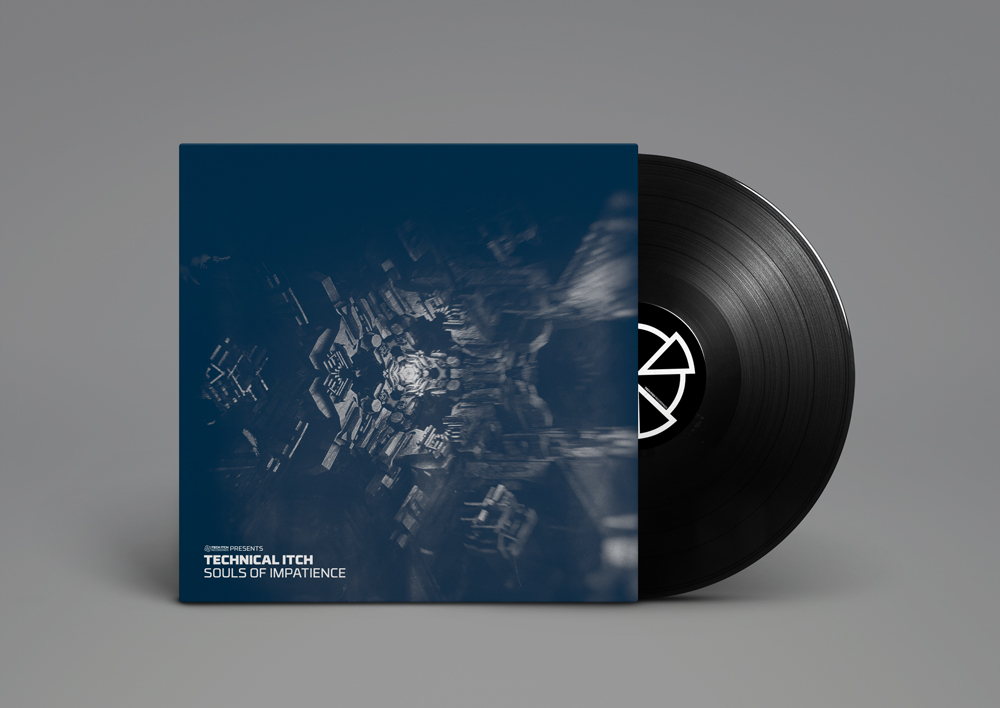 """Technical Itch/SOULS OF IMPATIENCE 12"""""""