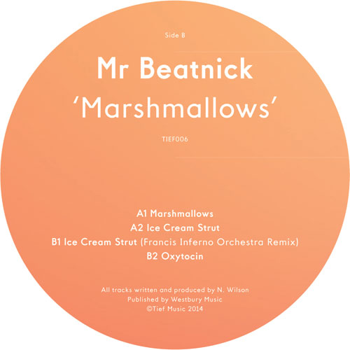 Mr. Beatnick/MARSHMALLOWS 12""