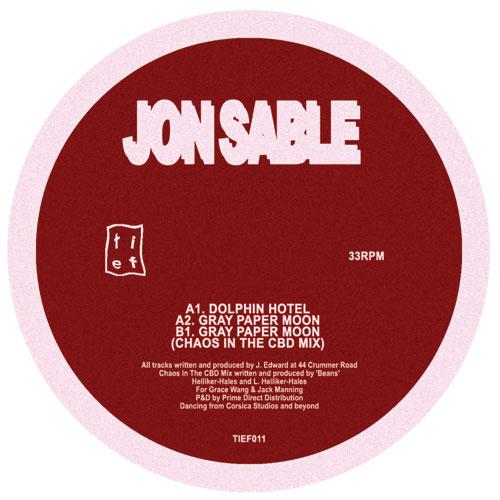 "Jon Sable/DOLPHIN HOTEL 12"""